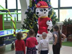 В детском центре «Лео» прошёл «Фейерверк безопасности»