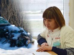 ДТП в Валерьянах: фельдшер слуцкой школы первой бросилась оказывать помощь пострадавшему