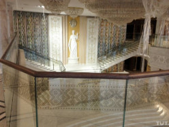 Статуя Фемиды в новом здании Верховного суда стоит 800 000 долларов