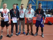 4 из 4 слуцких бойцов заняли призовые места на рождественском турнире
