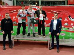 Рукопашники из Слуцка стали лучшими в Беларуси и представят страну на чемпионате Европы