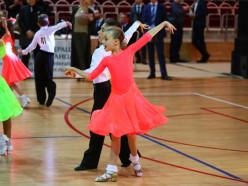 Академия Танца «Фиеста» приглашает детей и их родителей прийти на пробное занятие