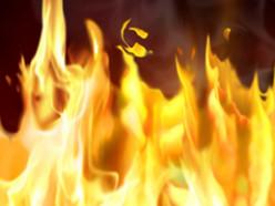 На пожаре в деревне Избудище погиб мужчина