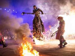 В Солигорске 26-27 сентября пройдёт Международный фестиваль огня «МИФФ-2015»