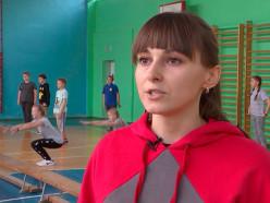 Учитель физкультуры из Слуцка использует в работе мобильные приложения и фитнес-браслеты. «Идея воспринялась на «ура»