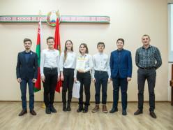 Случчане выиграли областной турнир юных физиков
