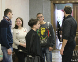 В Слуцке прошёл районный форум молодых специалистов