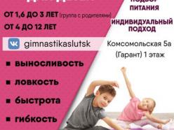Открыт набор в секцию оздоровительной гимнастики и акробатики в Слуцке