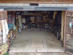 Хозяйственный вор обчистил строящийся дом