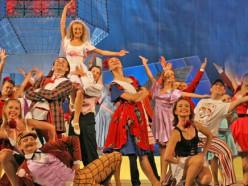 16 июля в Слуцке выступит Государственный ансамбль танца Беларуси