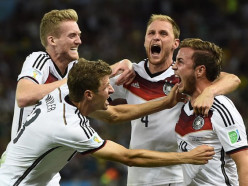 Германия стала чемпионом мира по футболу