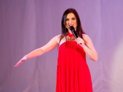 Концерт Гюнешь прошёл в Слуцке. Фото. Видео.