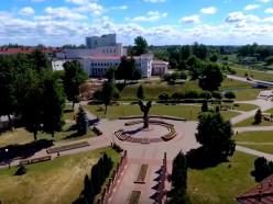 В рамках проекта к Году малой родины телеканал ОНТ снял сюжет с председателем Слуцкого райисполкома