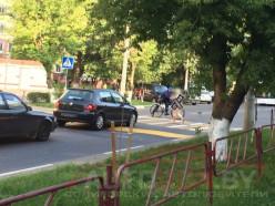 Утром по Солигорску гуляла голая женщина (обновлено)