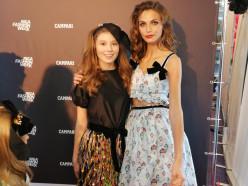 14-летняя случчанка побеждает в вокальных конкурсах и участвует в показах высокой моды