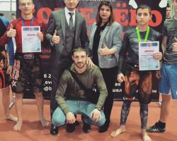 Бойцы слуцкого клуба единоборств «Феникс» стали призёрами рождественского турнира