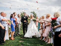 Свадьба в Слуцке в усадьбе «Вясёлая хата»