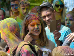 BelHoli - самый красочный фестиваль лета в Слуцке. Фото и видео