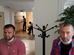 30 базовых и 15 суток. Такие наказания назначили журналистам за освещение акции солидарности в Ганцевичах.