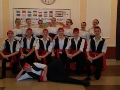 Слуцкая студия танцев «Импульс» заняла первое место на международном конкурсе