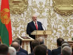 Лукашенко прокомментировал упрёки по поводу «тихой» инаугурации