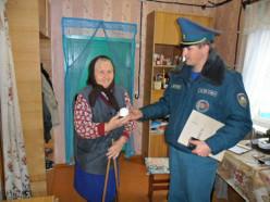 Слуцкий уксусный завод закупил пожарные извещатели работникам и сельчанам