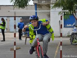 В Слуцке прошёл районный этап конкурса юных инспекторов дорожного движения