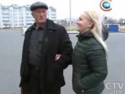 Жилищный скандал в Слуцке - СТВ