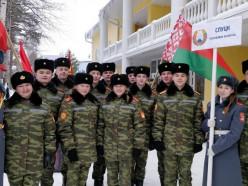 Слуцкие кадеты завоевали три награды на конкурсах в России и Беларуси