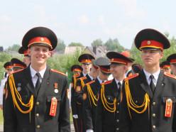 Выпускной-2019 прошел в Минском областном кадетском училище