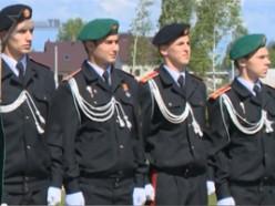 В Слуцке завершилась республиканская спартакиада среди суворовцев и кадет