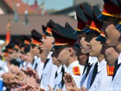 9 июня в кадетском училище пройдет выпускной бал