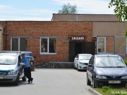 На территории слуцкой больницы открылось кафе