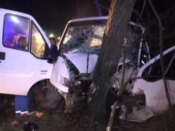 Автобус с белорусскими рабочими разбился под Калугой - трое погибших