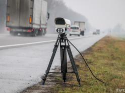 Мобильные датчики контроля скорости убрали с дорог Беларуси