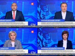 Выступления слуцких кандидатов в депутаты по телевидению. О чём они говорили