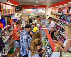 В микрорайоне «Чехова» открылся магазин канцелярских товаров