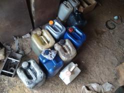 За день в Слуцком районе выявили 4 факта использования окрашенного топлива