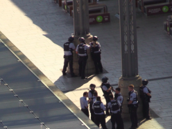 В центре Кёльна захватили заложников. Преступника обезвредили