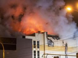 Кемеровская трагедия. Охранник отключил сигнализацию, в пожаре погиб 41 ребёнок