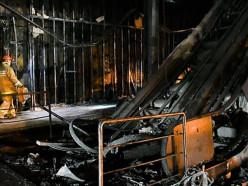 СК РФ посчитал, что командир пожарного звена - один из виновников кемеровской трагедии