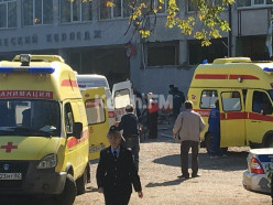 В Крыму произошёл взрыв, минимум 10 человек погибли (обновлено)