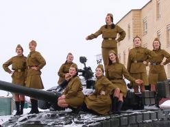 Слуцкий комбинат хлебопродуктов подготовил видеопоздравление ко Дню защитника отечества