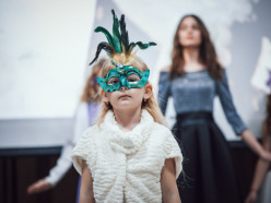 Слуцкая детская модельная школа провела благотворительный бал