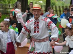 В Клепчанской школе прошло представление, посвящённое Дню защиты детей. Фото