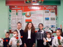 Эту память у нас не отнять… Клепчанская школа записала видео-поздравление с Днём Победы