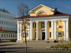 Слуцкий кинотеатр по выручке вошёл в топ-5 кинотеатров области
