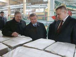 Премьер-министр с рабочей поездкой посетил Слуцк