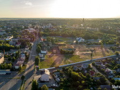 Амфитеатр на 1000 мест построят на территории бывшего консервного завода в Слуцке
