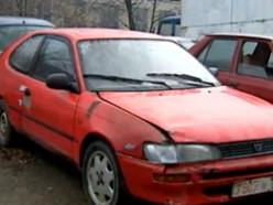 В Копыле у пьяного водителя конфискуют авто